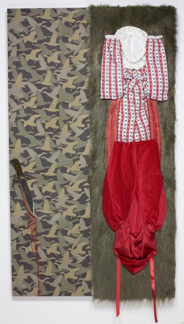 , 'Tribes XXIV,' 2014, Amos Eno Gallery