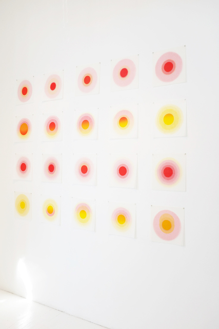 , '20 Modules for a Sun,' 2015, HILO GALERÍA