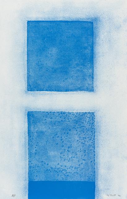 , 'Cobalt Predominates,' 1972, RAW Editions