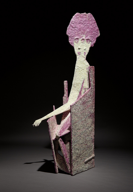 Ryan Johnson, 'Clara Bow (Flapper)', 2008, Phillips