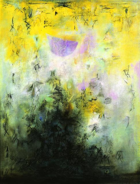, 'Paysage dans la Lune,' 1954-1955, Tina Keng Gallery
