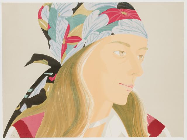 Alex Katz, 'Anne', 1973, Brooke Alexander, Inc.
