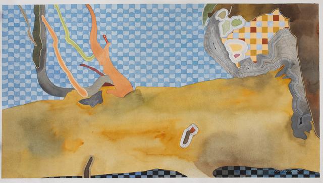 , 'Blowdown I,' 2018, Michael Warren Contemporary