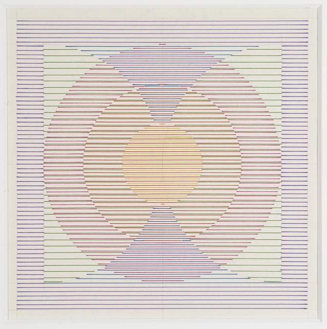 , 'Untitled,' 1968, Barbara Mathes Gallery