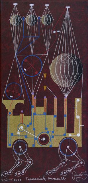 Carlos Estévez, 'Transeúnte paranoide [Paranoid Transient]', 2016, LaCa Projects