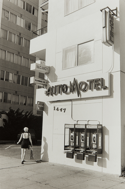 Henry Wessel, 'Santa Monica, California', 1989, Photography, Gelatin silver print, Phillips
