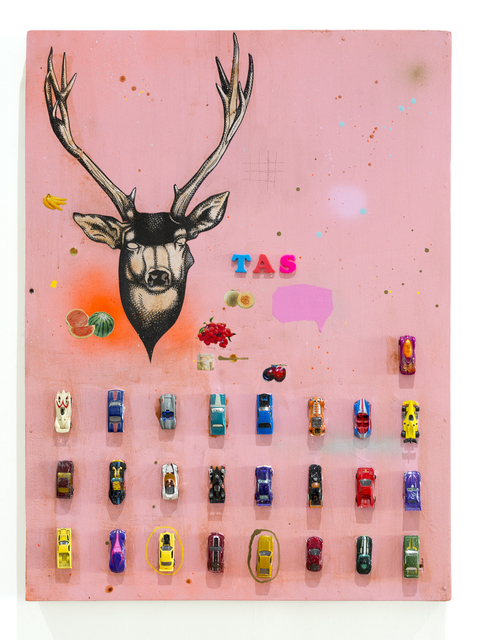 , 'Deer Hunter,' 2017, ACE Gallery