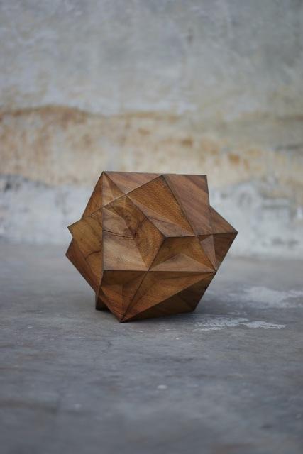 Aleph Geddis, 'Interconnection', 2020, Sculpture, Hand-carved Monkeypod wood, Massey Klein Gallery