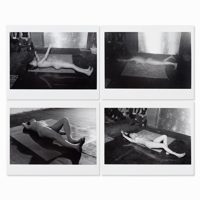 , 'Eros/Ion I-IV,' 1971/96, Richard Saltoun