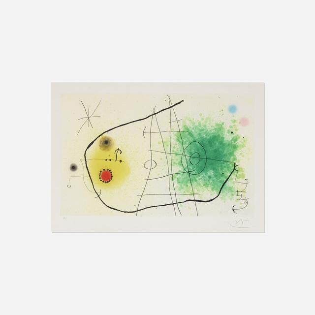 Joan Miró, 'Partie de Campagne I', 1967, Rago/Wright