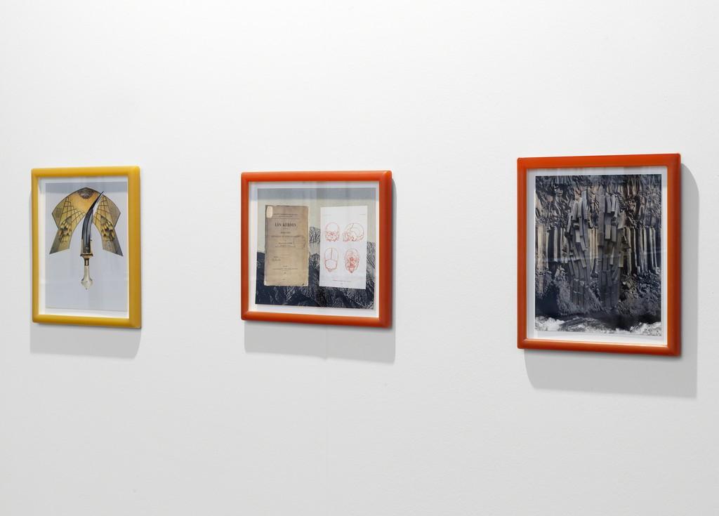 Eylem Aladogan, Galerie Fons Welters at Art Rotterdam 2017. Photo: Gert Jan van Rooij