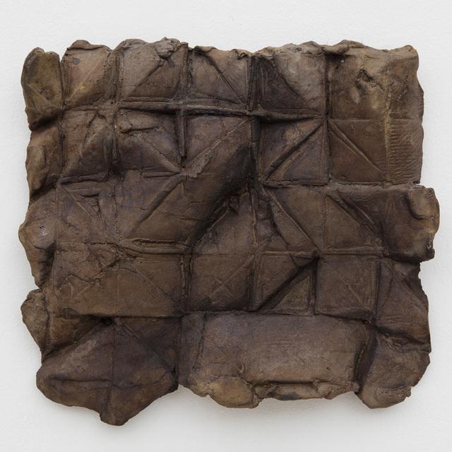 , 'Dymaxion love letter, 2/8,' 2016, Sears-Peyton Gallery