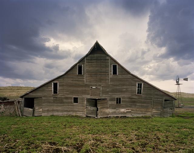 , 'Cash Meier Barn,' 2012, Yancey Richardson Gallery