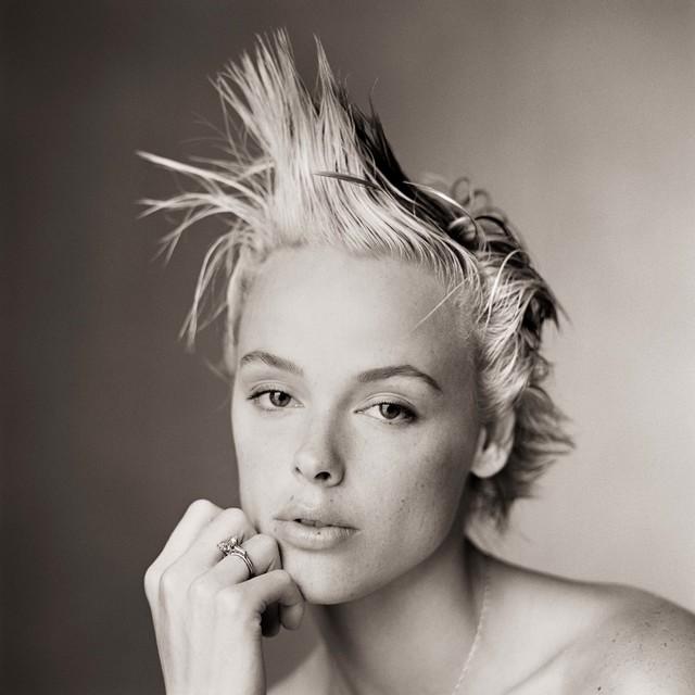 , 'Brigitte Nielsen, without Makeup II, Los Angeles,' 1986, Fahey/Klein Gallery