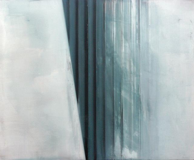 , 'diagonale (Diptic),' 2008, PontArte