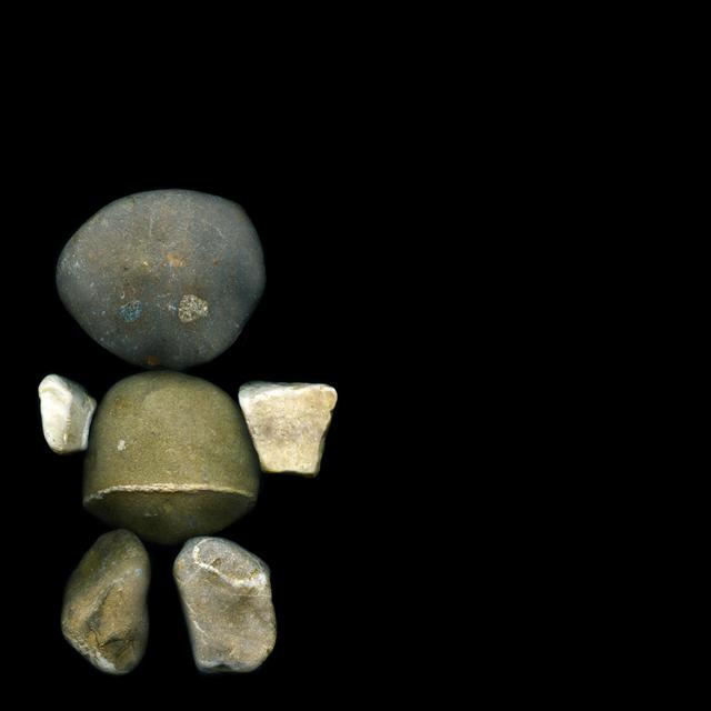 , 'Stone Puppet,' 2017, Mizuma Art Gallery