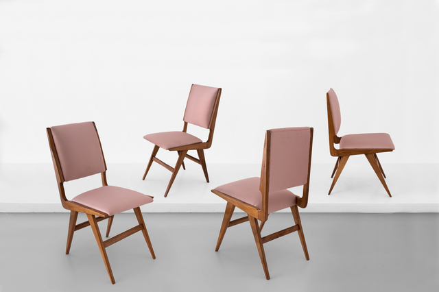 , 'Set of four dining chairs,' 1950, Side Gallery