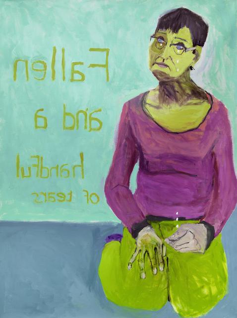 , 'A Handful of Tears,' 2013, Flowers