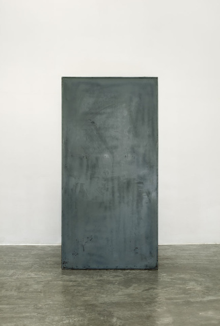 , '纪念碑_档案柜-背⾯ / File Cabinet-Back,' 2010, Shanghai Gallery of Art