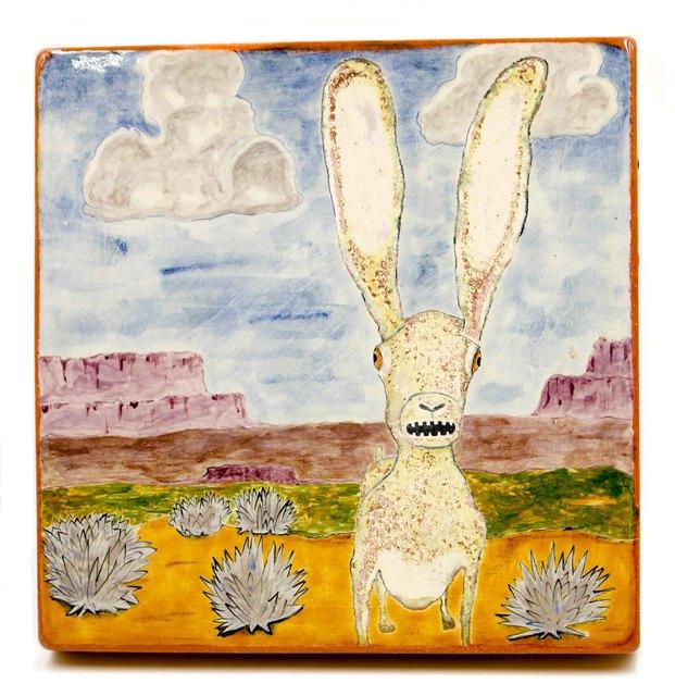 , 'Arizona Jack Rabbit,' 2017, form & concept