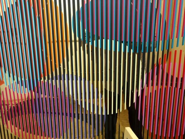 """Yaacov Agam, 'Rare Agam """"Mirror"""" Silkscreen 1979 signed and numbered', 1970-1979, Lions Gallery"""