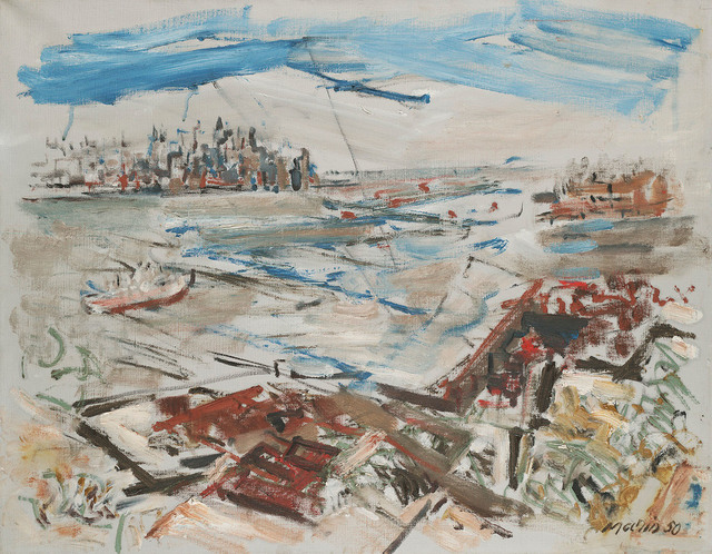 , 'New York Series: From Weehawken Heights,' 1950, Questroyal Fine Art