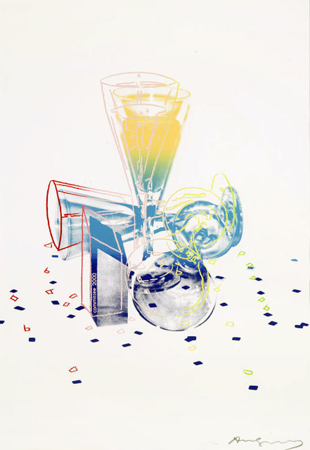 Andy Warhol, 'Committee 2000 (II.289)', 1982, Puccio Fine Art