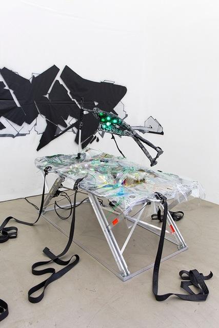, 'SPREPPER_SCHNAKEN Table #1,' 2015, Galerie Meyer Kainer