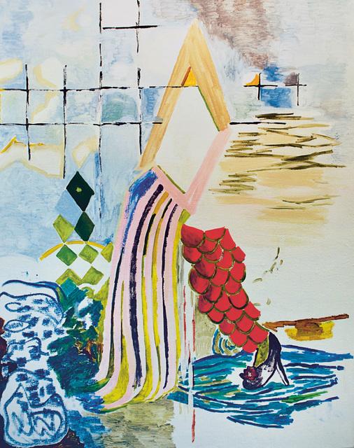 , 'Heel/Pond,' 2015, Häusler Contemporary