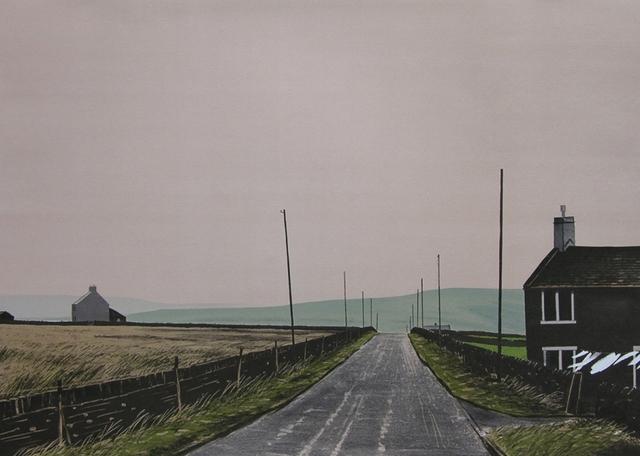, 'October - The Pennine Road,' 1978, Christopher Kingzett Fine Art