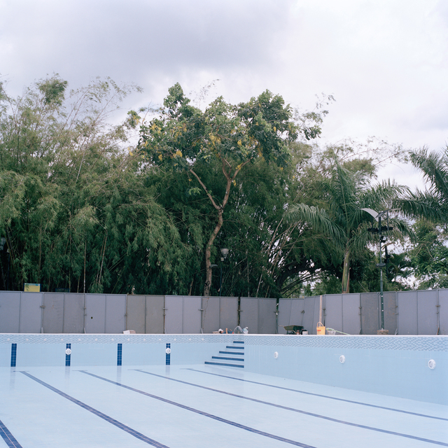 , 'New Swimming Pool at Club Centenario,' 2014-2016, Francesca Maffeo Gallery