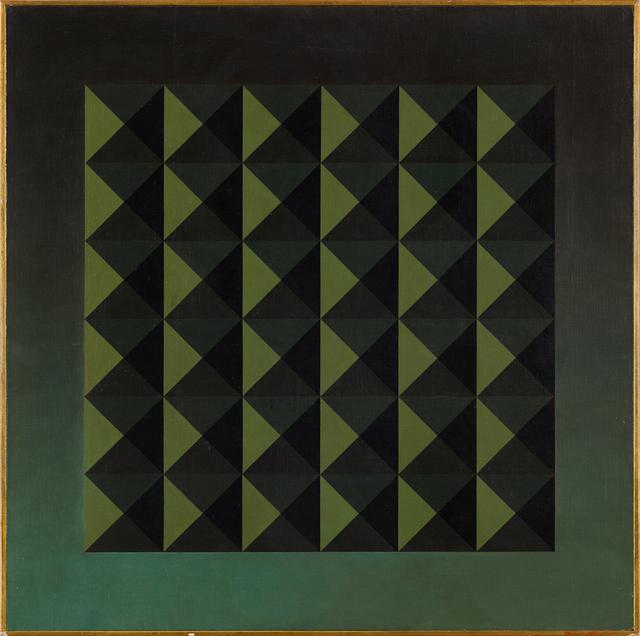 , 'Pintura,' 1966/1967, Hutchinson Modern