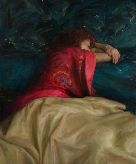 , 'Siesta,' , Sirona Fine Art