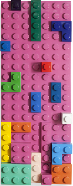 , 'L'Ego Tetris,' 2012, ABC-ARTE