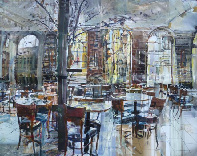 , 'Quod Restaurant, Oxford ,' 2017, Sarah Wiseman Gallery