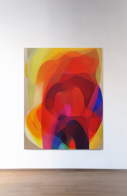 John Young (b. 1956), 'Veiled Spectrum VI', 2015, ARC ONE Gallery