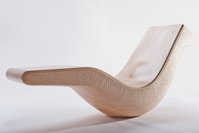 Satyendra Pakhalé, 'KUBU', 2009, Design/Decorative Art, Limetree CNC-carved wood with hand-carved surface, ammann//gallery