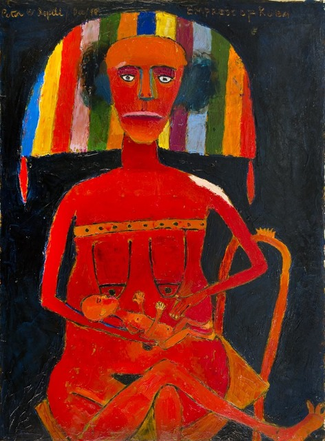 , 'Empress of Kuba,' 1998, Gallery Jones