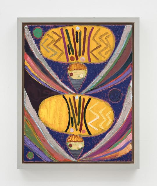 Austin Eddy, 'At Sun Down Two Birds Swimming Down Stream, A Summers Night', 2019, Half Gallery