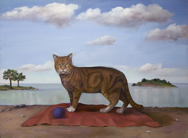 , 'The Cat,' , Clark Gallery