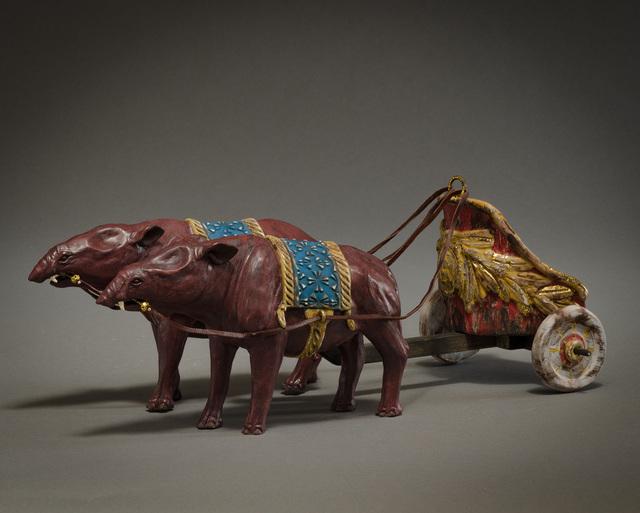 Ariel Bowman, 'The Chariot', 2014, Ro2 Art