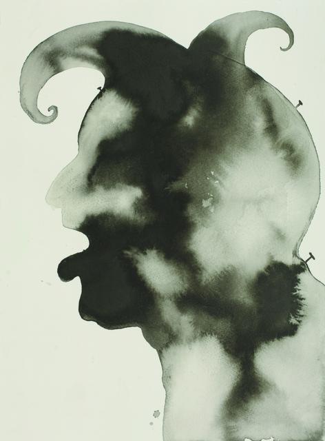 Barthélémy Toguo, 'Devil's Head No.1', 2009-2010, HdM GALLERY