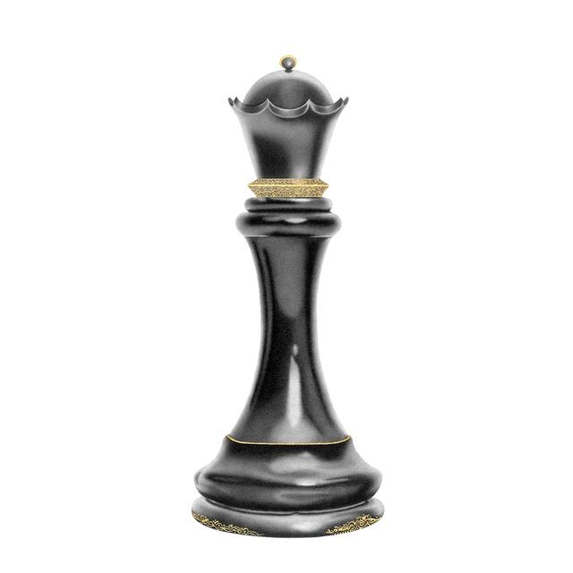 , 'Queen of Chess,' , Joseph Gross Gallery