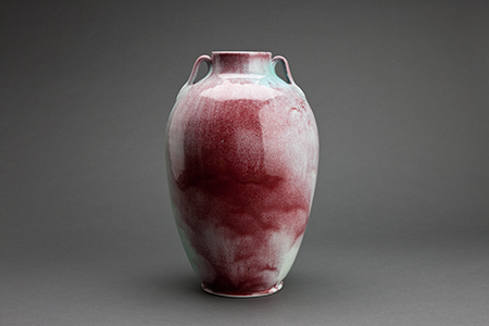 , 'Tang vase, Chinese blue and red glaze,' , Pucker Gallery