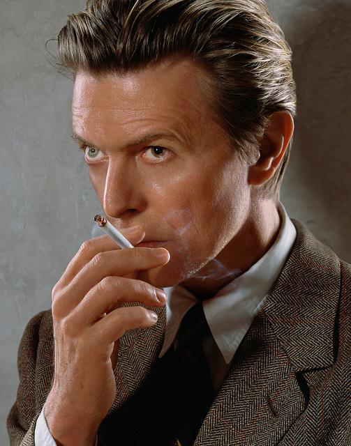 , 'Bowie Smoking 12/50,' 2002, Alisan Fine Arts