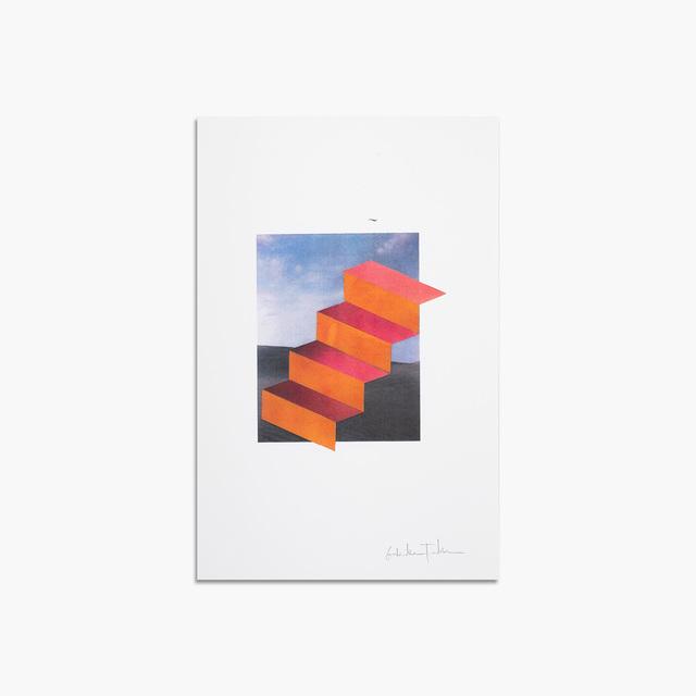 , 'Stair Surviving in A Desert ,' 2019, Tappan