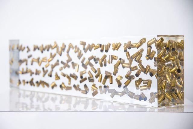DetroitWick, 'SHREDS XXL', 2017, Marcel Katz Art