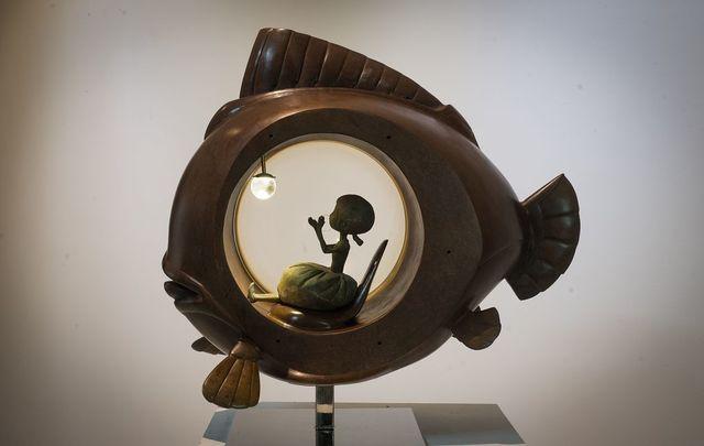 , 'The Oz Bigeye,' 2013, Tina Keng Gallery