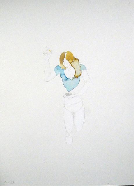 , 'Cenicienta,' 2016, Galería Jenny Vilà
