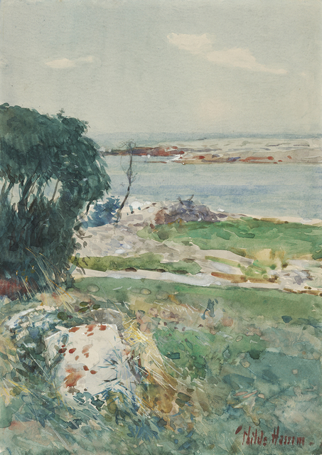 , 'Summer Afternoon, Appledore,' ca. 1890, Somerville Manning Gallery